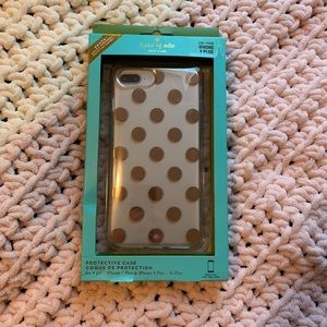 Kate spade phone case iPhone 8 Plus